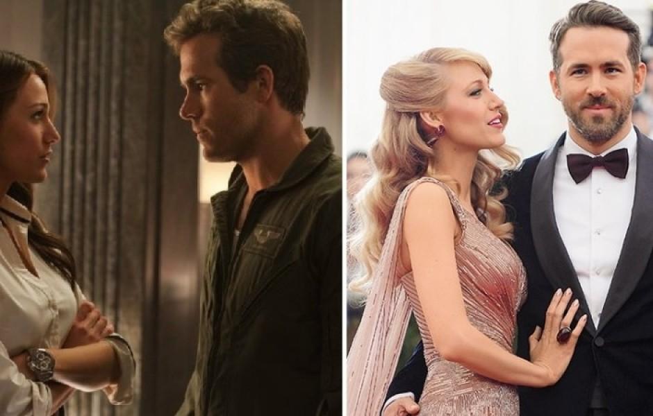 14 звёздных пар, которые влюбились друг в друга во время съемок и продолжили роман в реальной жизни