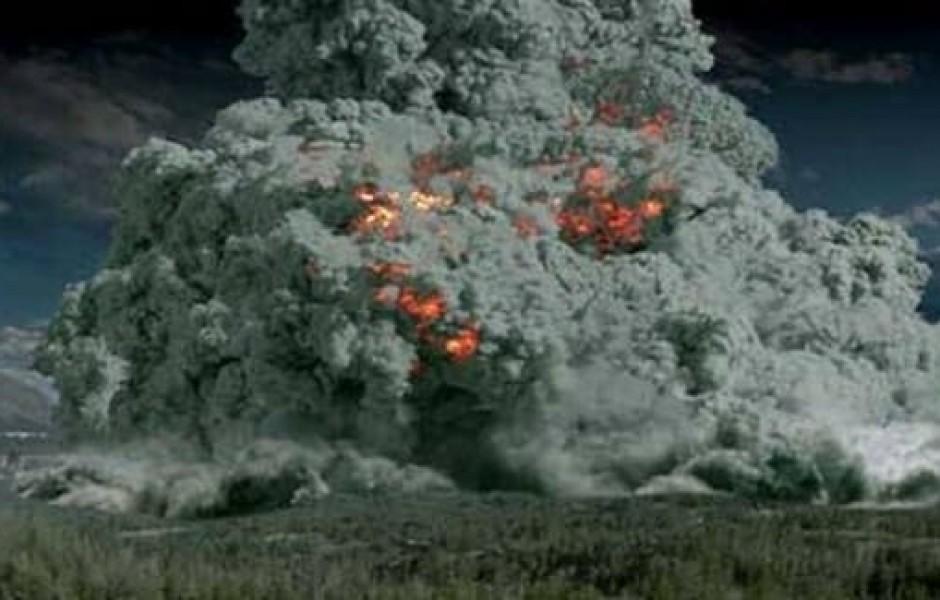 10 самых мощных извержений вулканов на Земле