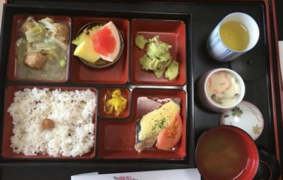 Чем кормят в роддоме в Японии