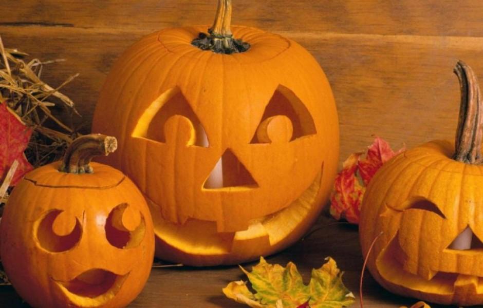 Почему вырезают тыквы на Хэллоуин?