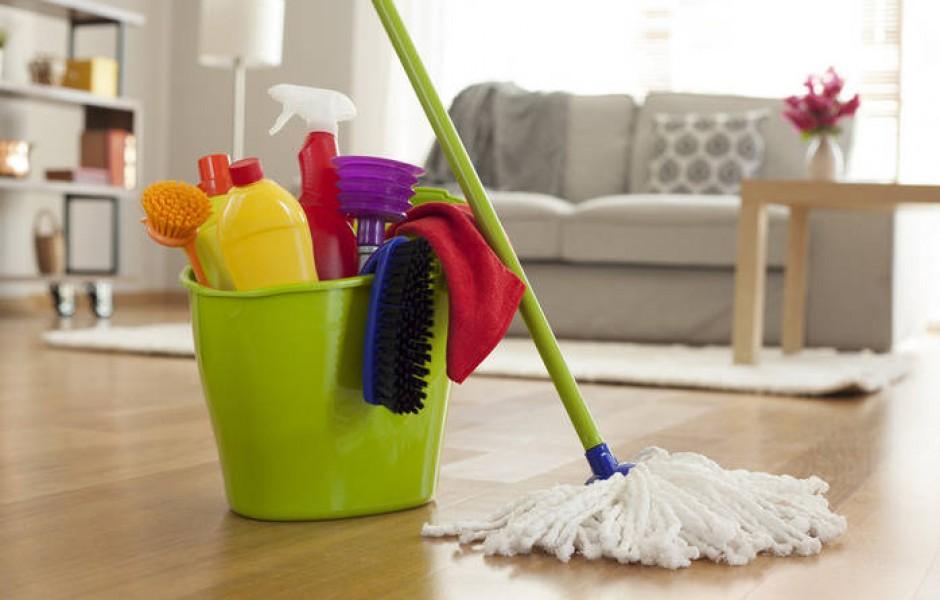 6 лайфхаков по уборке квартиры