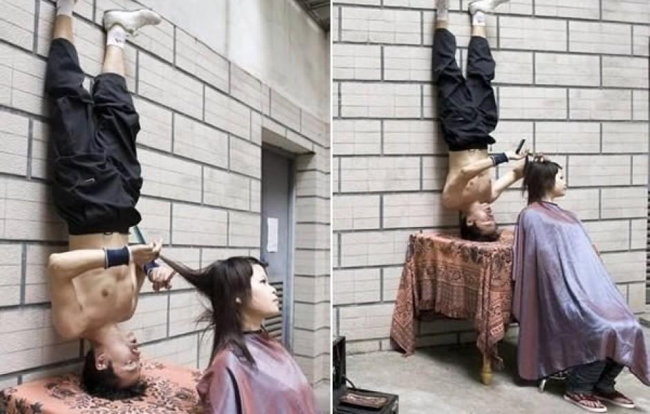 Топ 9: Необычных парикмахеров мира