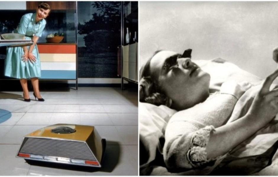 6 изобретений прошлых лет, которые впечатлят и современного обывателя