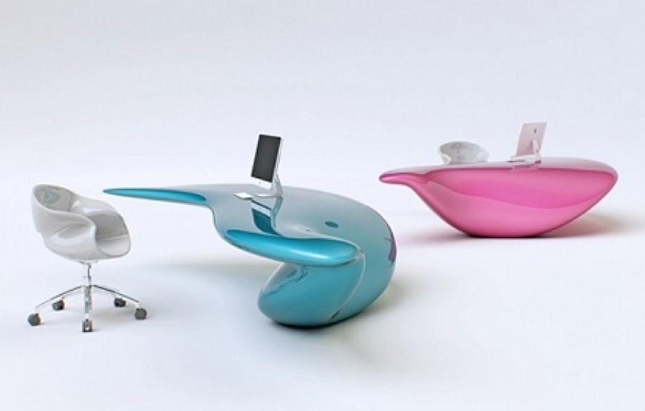 Уникальная офисная мебель: ТОП-14