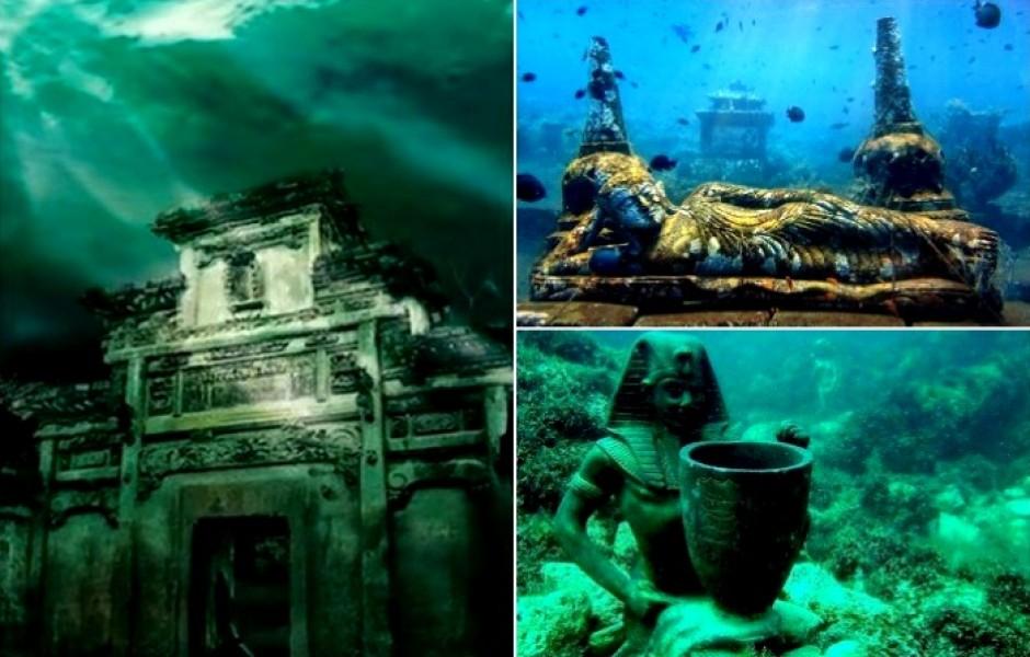 6 реально существующих городов, которые оказались под водой