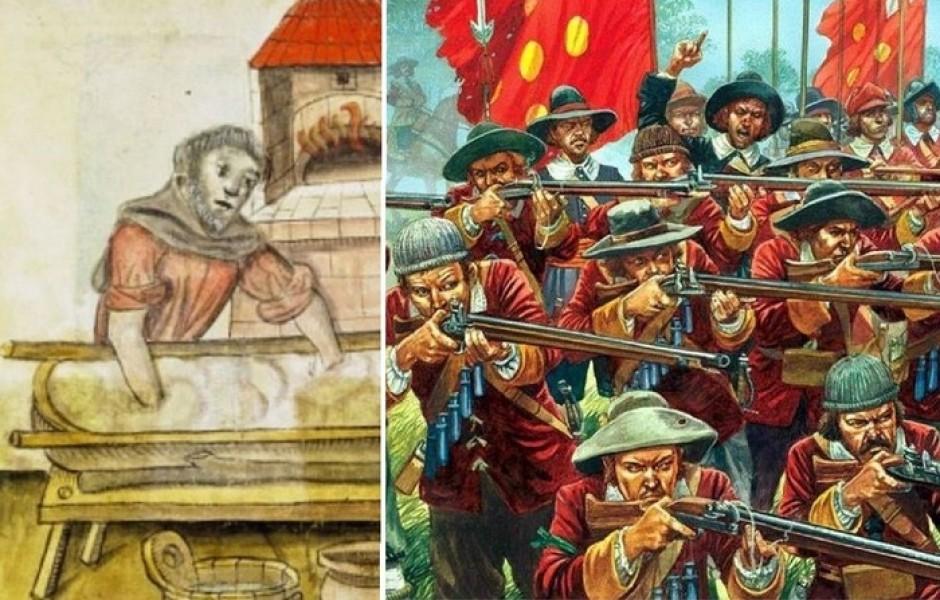 Почему в стародавние времена для ведения войны были важны сборщики мочи