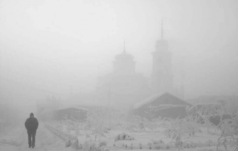 Какие 10 самых холодных мест на Земле?