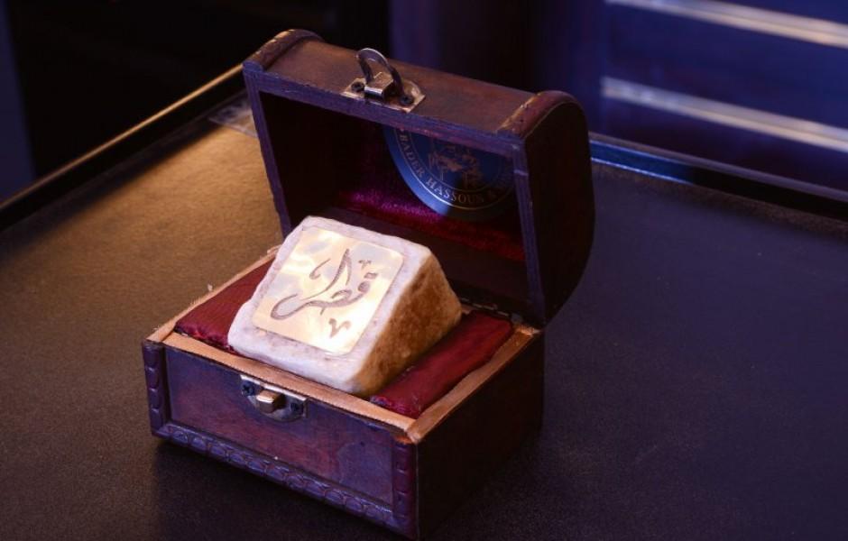 Найдено самое дорогое в мире мыло