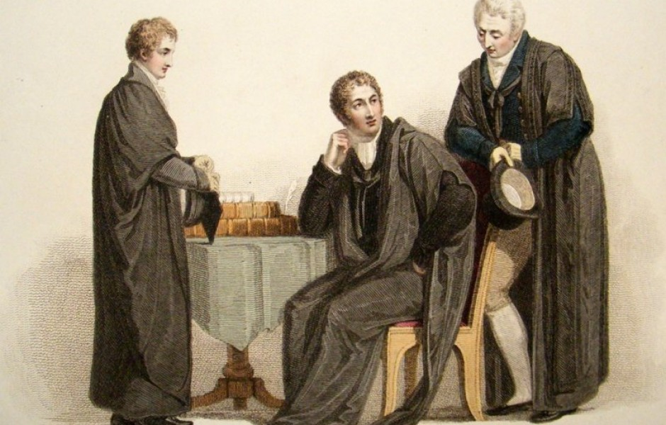 Исторические факты из мира юриспруденции