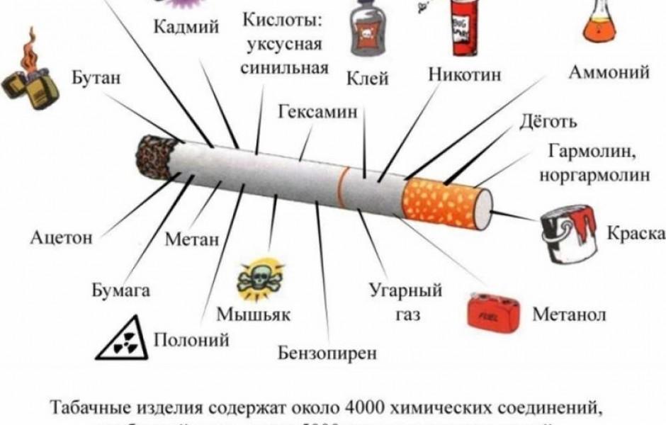 25 тревожных фактов о курении в мире
