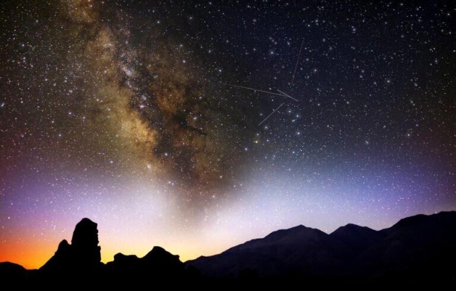 10 небесных событий, которые можно увидеть в 2021 году.