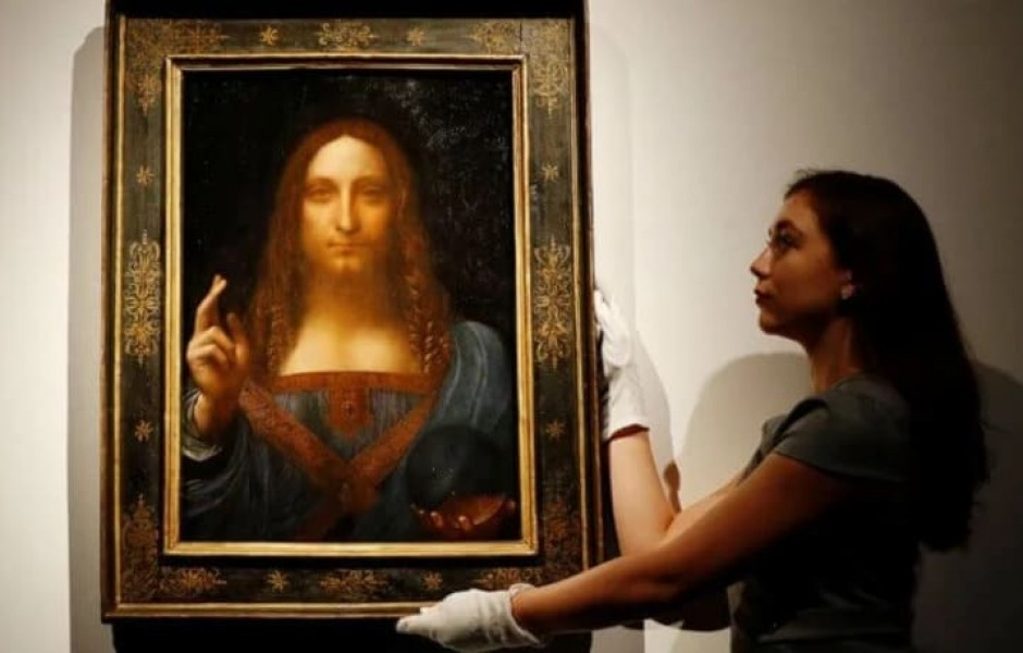 «Спаситель мира»: В чем секрет самой дорогой картины в мире?