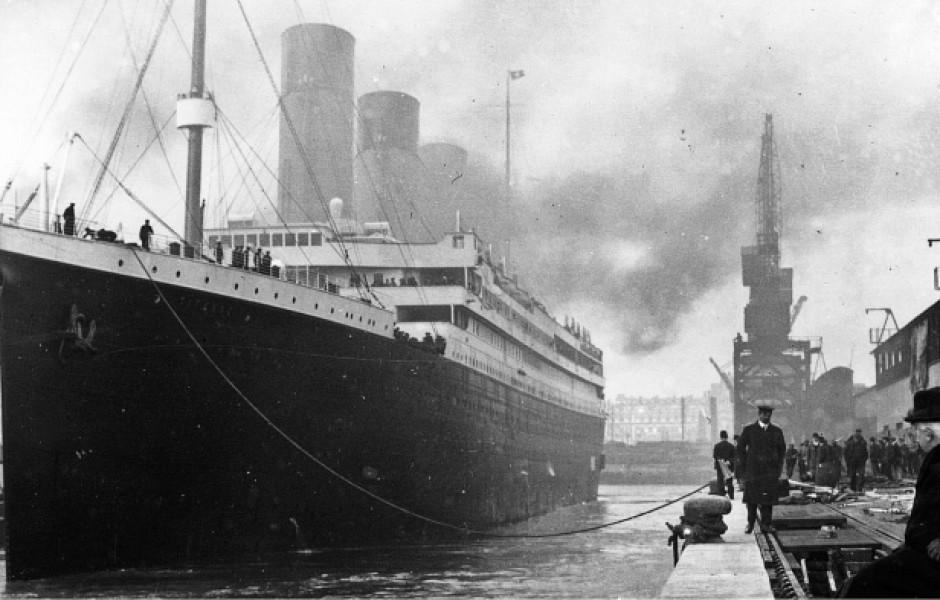 Какие суммы выкладывают на аукционах за вещи, найденные на «Титанике»