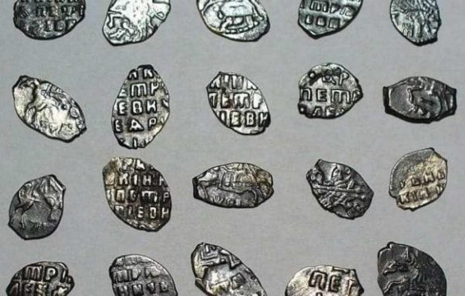 Интересные факты о монетах-чешуйках