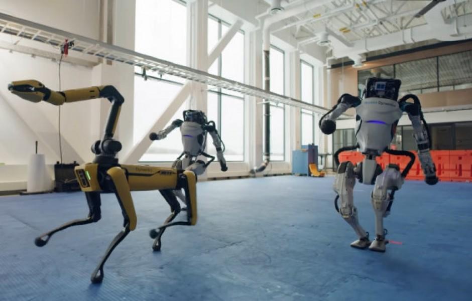 В завершение 2020 года Boston Dynamics выпустили своё самое впечатляющее (и немного пугающее) видео