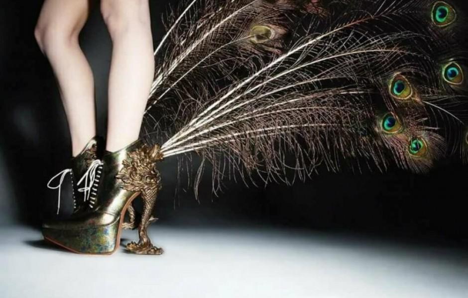 Самая странная обувь, которую придумывали дизайнеры