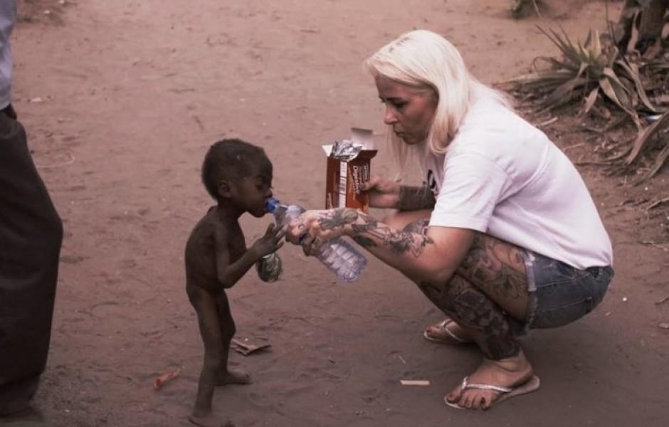 Что сегодня стало с истощённым малышом, фото с которым облетело весь мир пять лет назад