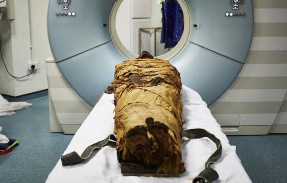 Ученые восстановили голос 3000-летней египетской мумии