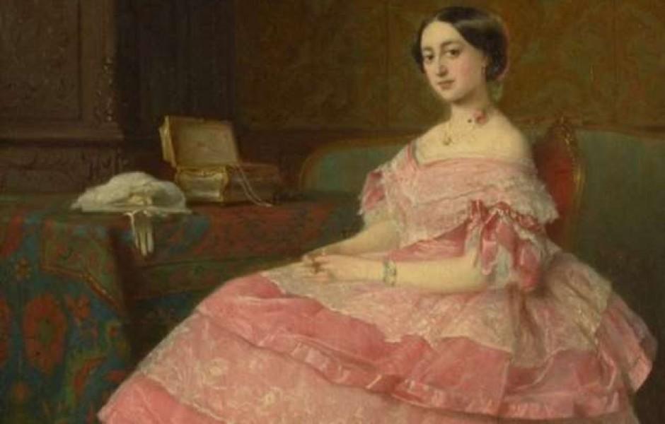 Как высокородные дамы умудрялись ходить в туалет в огромных платьях с кринолином