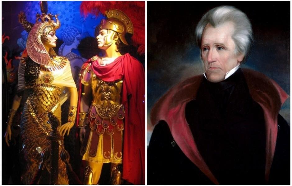 8 любовных треугольников, которые изменили ход мировой истории