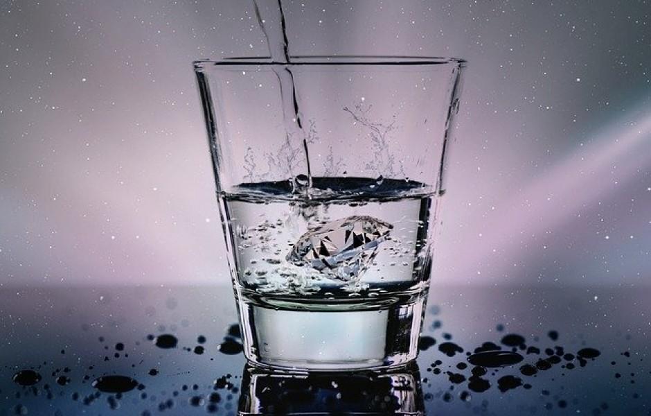 Правда ли, что бриллиант не видно в чистой воде?