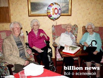 Самая старая семья в мире