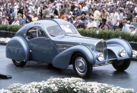 6 самых дорогих антикварных автомобилей в мире (6 фото)