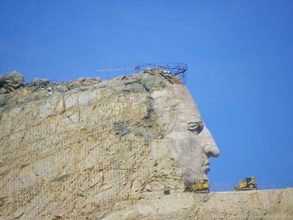 Когда оживают скалы (34 фото)