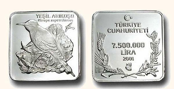 Самые необычные монеты 21-го века (18 фото)