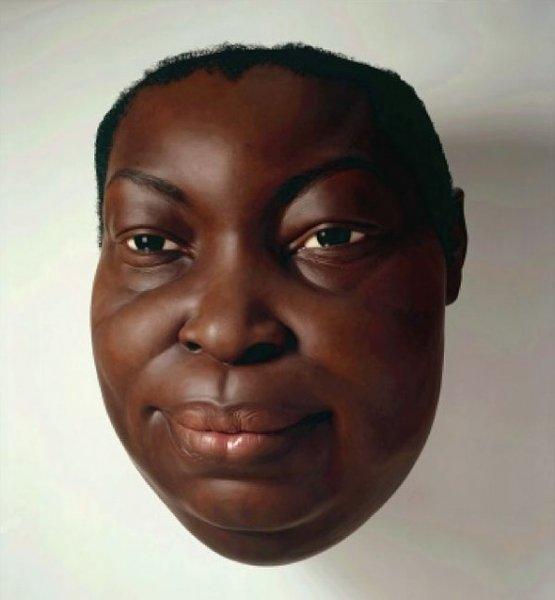 Скульптуры от Рона Муека (19 фото)