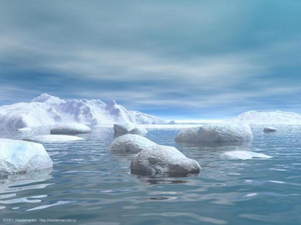 Скоро Земля останется без арктических льдов