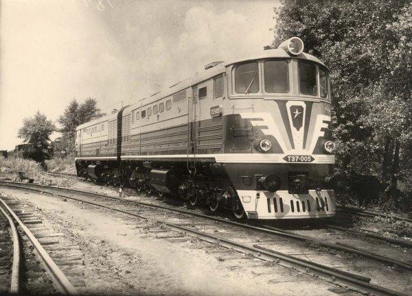 Поезд-призрак из Италии