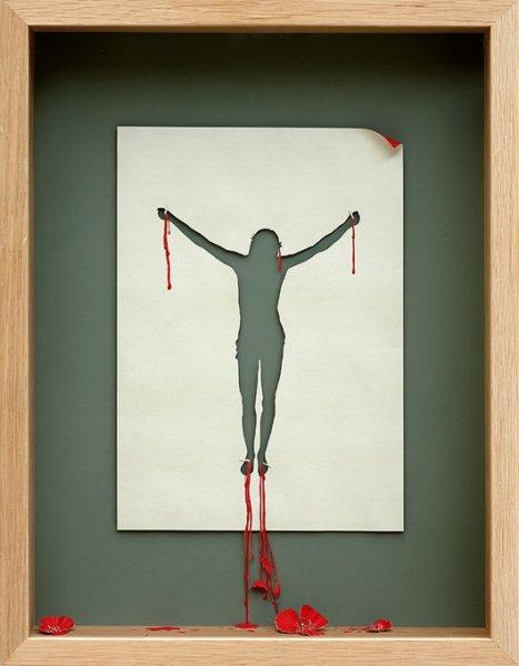 Бумажное искусство Peter Callesen (18 фото)