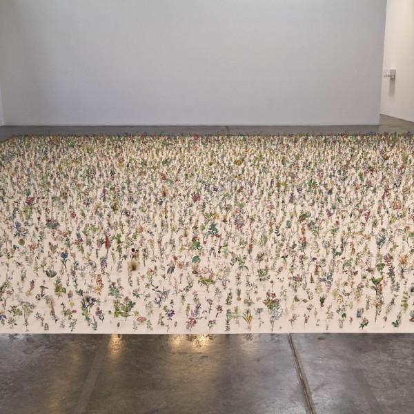 20 000 растений из стали от Zadok Ben David (7 фото)