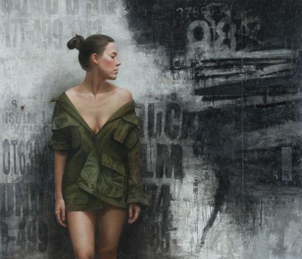 Гиперреалистичная настенная живопись Дэвида Джона Кассана (13 фото)