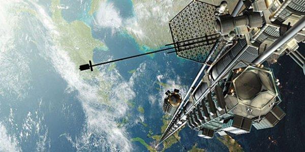 Лифт в космос длиной в 100 000 км