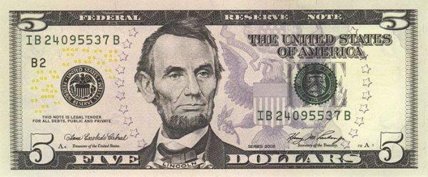 Интересные факты о долларах