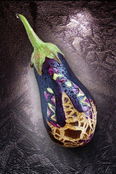 Резьба по овощам от Илиана (Ilian) (22 фото)