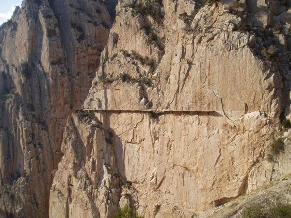 Королевская тропинка – самая опасная в мире дорога (6 фото + видео)