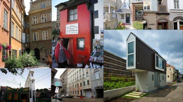 10 самых маленьких домов в мире (12 фото)