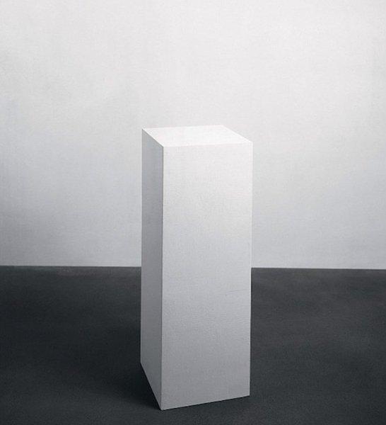 В Лондоне проходит выставка невидимого искусства, на которой нет предметов искусства (3 фото)