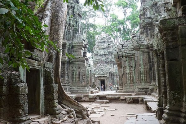 Важнейшие священные места на планете (10 фото)