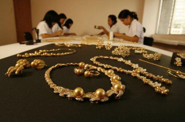 Золотой жемчуг (23 фото)