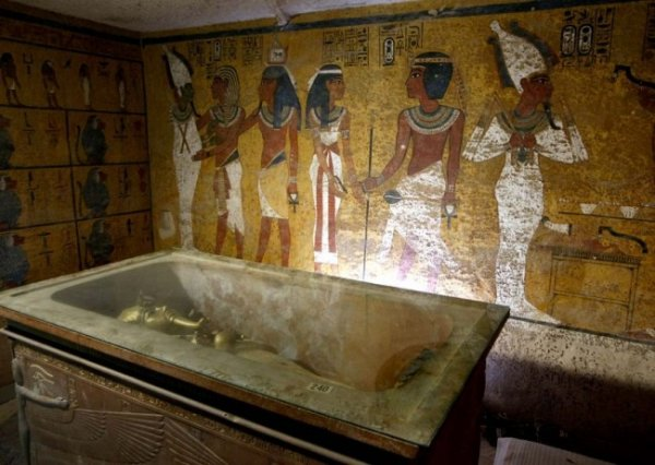 Тайны гробницы Тутанхамона
