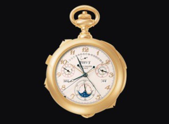 11 самых дорогих часов, проданных с аукциона (12 фото)