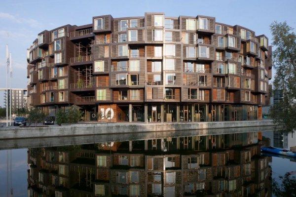 Самое лучшее университетское общежитие - Тиетген (26 фото)