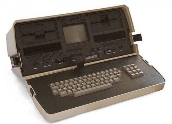 Первый ноутбук Osborne 1 (4 фото)