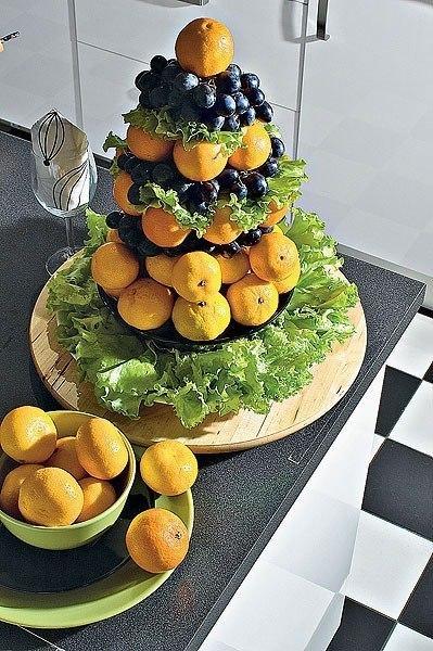 Красивая закуска к новогоднему столу (16 фото)