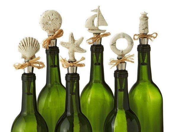 Необычные пробки для бутылок (часть 2) (17 фото)