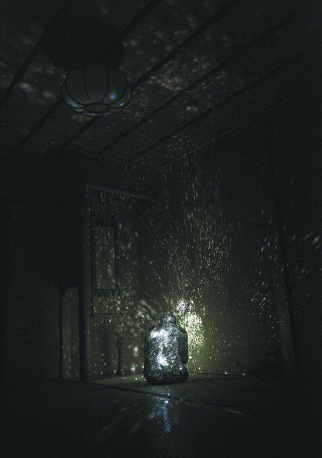 Свет после смерти: проект художника Mihoko Ogaki (7 фото)